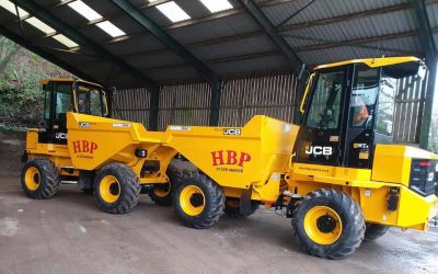 HBP's New Plant Delivery
